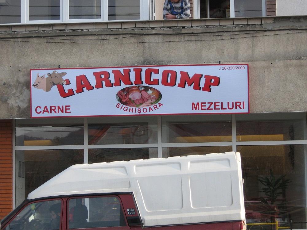 CASETE SI FIRME LUMINOASE Carnicomp(3)