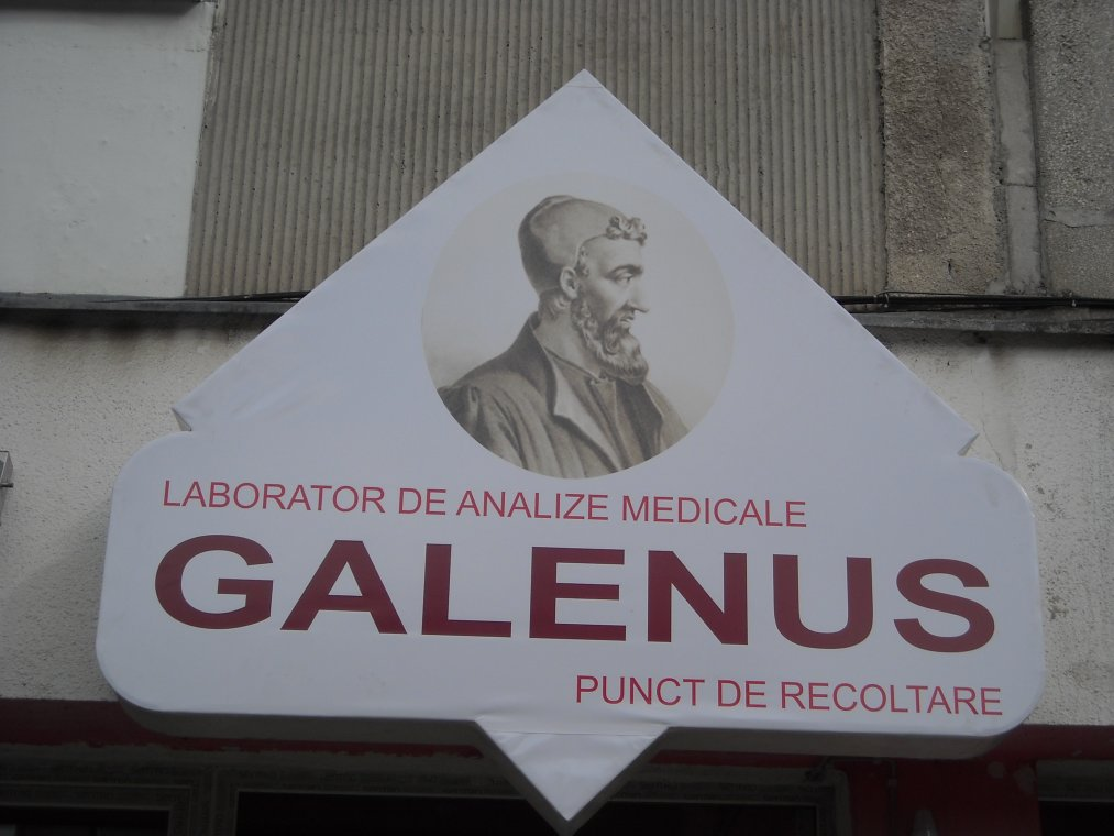 CASETE SI FIRME LUMINOASE Centrul Medical Galenus