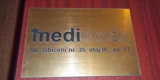 GRAVURA LASER MECANIC Medi Code