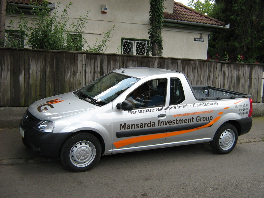 INSCRIPTIONARI VITRINE SI DECOR AUTO Mansarda Investment Group