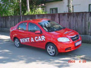 INSCRIPTIONARI VITRINE SI DECOR AUTO Rent a car (3)