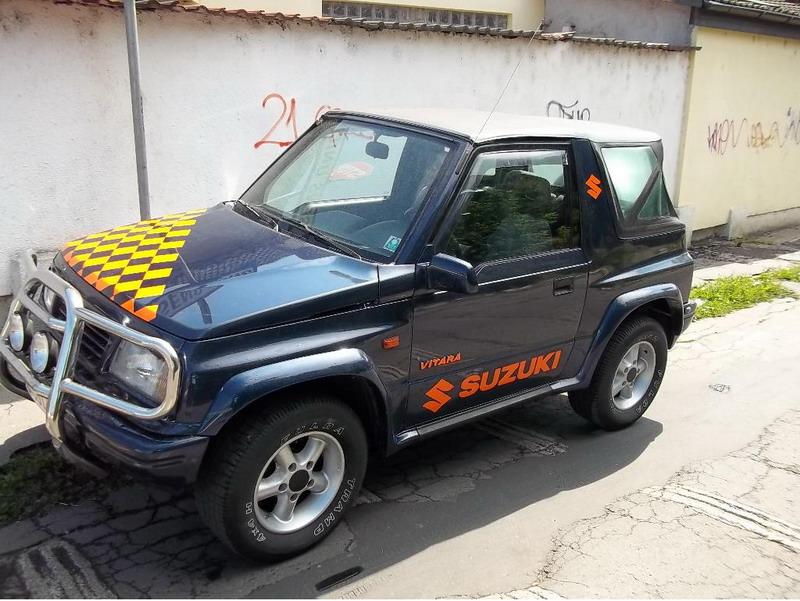 INSCRIPTIONARI VITRINE SI DECOR AUTO Suzuki