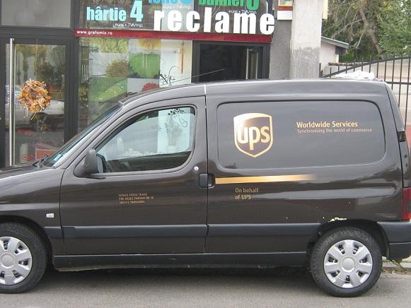 INSCRIPTIONARI VITRINE SI DECOR AUTO UPS