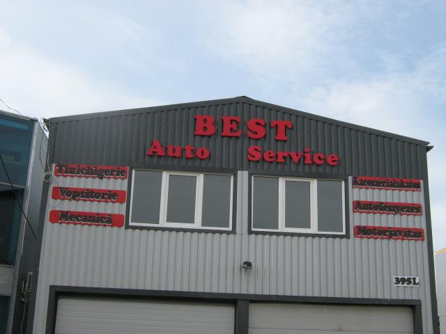 LITERE DIN POLISTIREN Best Auto Service