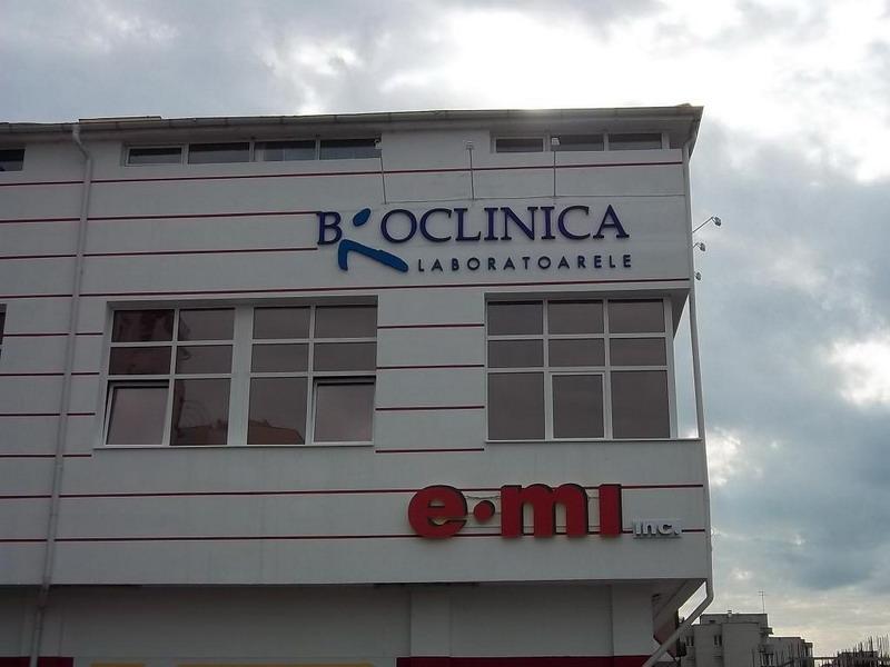 LITERE DIN POLISTIREN Bioclinica si Emi