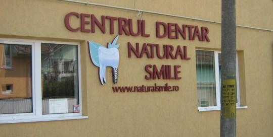 LITERE DIN POLISTIREN Natural Smile
