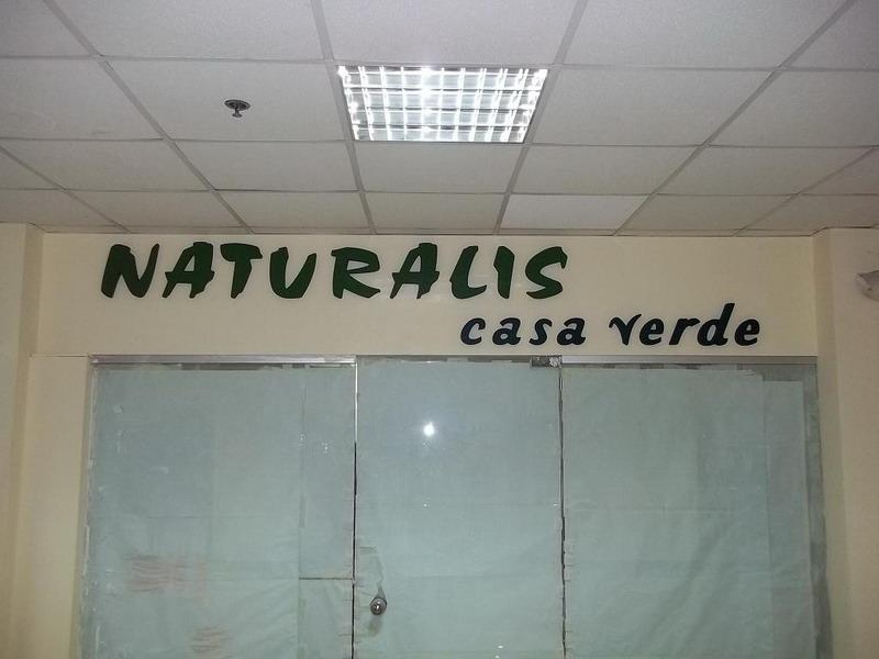 LITERE DIN POLISTIREN Naturalis