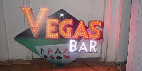 LITERE IMPLANTATE CU LEDURI Vegas