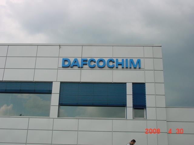 LITERE VOLUMETRICE LUMINOASE Dafcochim
