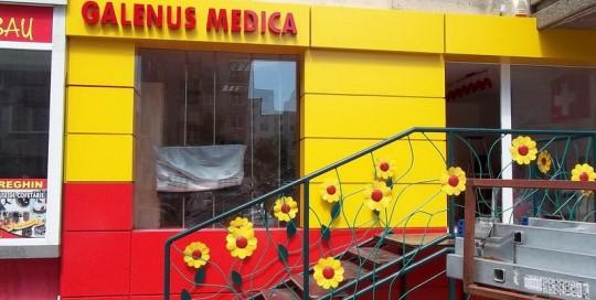 LITERE VOLUMETRICE LUMINOASE Galenus medical