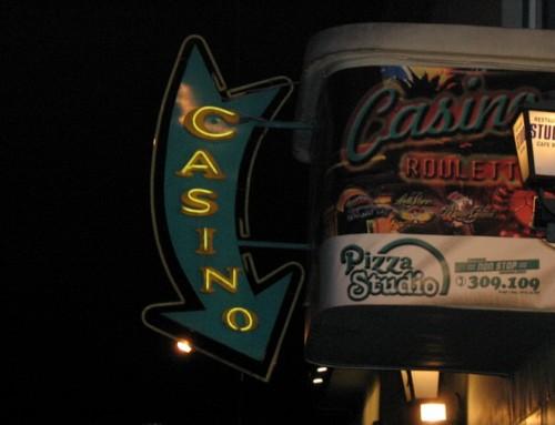 casino sageata