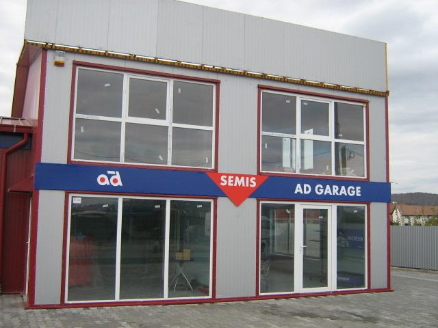 PANOURI PUBLICITARE Ad Garage