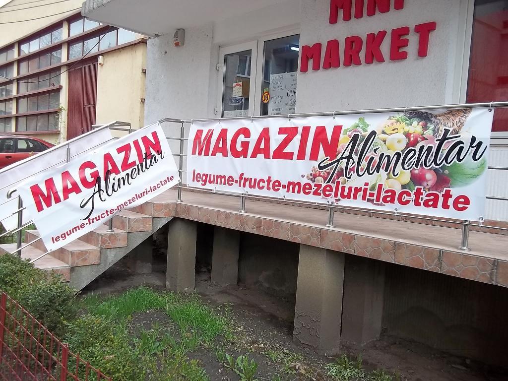 PRINTURI SI BANNERE Mag. alimentar